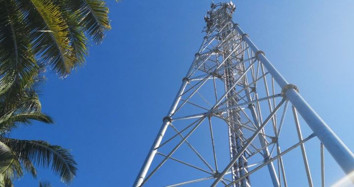Globe fires up three cell sites in Siargao to enhance connectivity