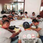 Marawi IDPs in Matungao town undergo skills training