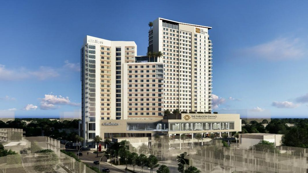 The Paragon Davao is the fourth mixed-use property developed by Cebu Landmasters in Visayas and Mindanao. Phase 1 of the development will include the 26-storey residential condominium One Paragon Place, the 263-room hotel and serviced residences Citadines Paragon Davao to be managed by The Ascott Limited – one of the world's leading lodging owner-operators, The Paragon Davao Convention Center, and The Paragon Davao Lifestyle Mall.