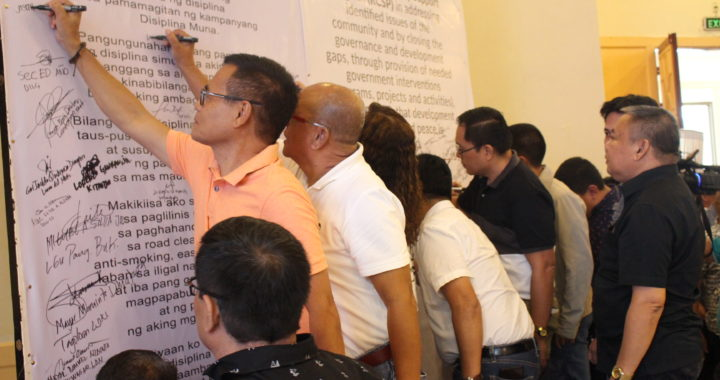 DILG-10 launches Disiplina Muna in promoting participative citizenry