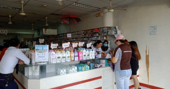 LPCC monitors med supply prices in Iligan, urges no panic buying