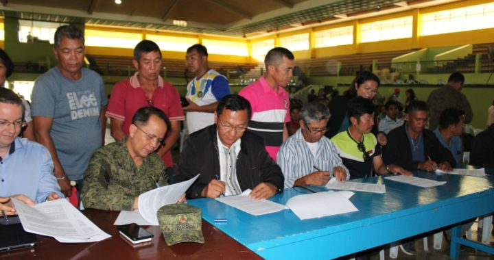 Localized Peace Initiative ends 33-year struggle of Bukidnon peasant group